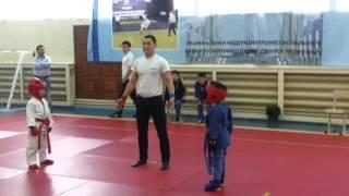 Супер детский бой джиу джитсу нокаут