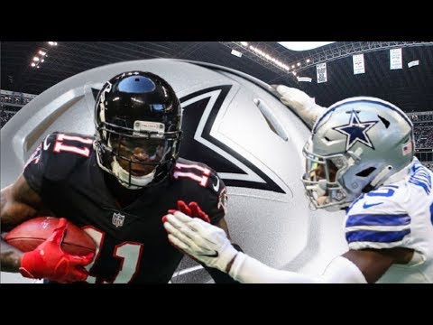Cowboys vs. Falcons score: Live updates, game stats, highlights, TV ...