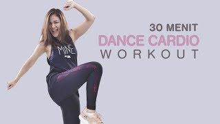 Download Video Yuk Latihan Menurunkan Berat Badan 30 Menit Dance Cardio Workout MP3 3GP MP4
