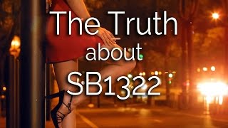 The Truth about SB 1322 HD