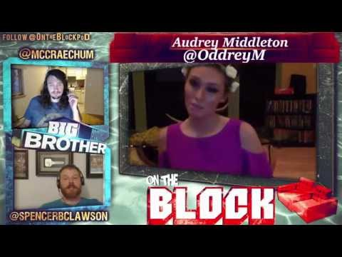 Audrey Middleton | On The Block | Big Brother 17