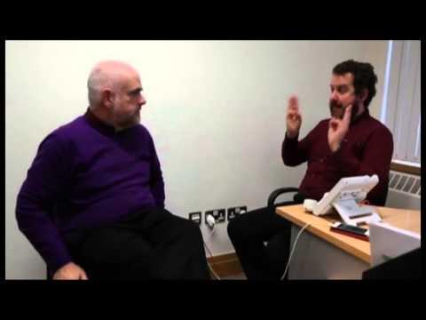 Global Village and Irish Sing Language interpret radio broadcast - Part 1