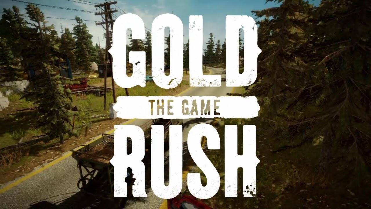 Gold Rush: The Game | Gold Mining Simulator