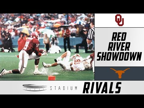 Lynn Hernandez - Red River Showdown Texas/OU Who You Got?