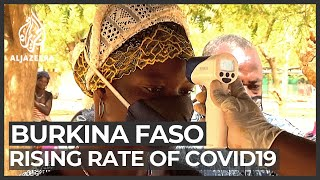 Burkina Faso: UNHCR warns about rising rate of COVID-19 cases