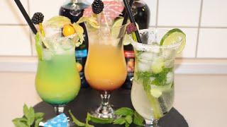 Yaz tatillerin vazgeçilmezi İÇİMİZİ SERİNLETEN 4 farklı ALKOLSÜZ KOKTEYL, MOJİTO & SEX ON THE BEACH