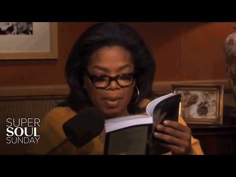 Oprah Shares From The Book Of Awakening   SuperSoul Sunday   Oprah Winfrey Network