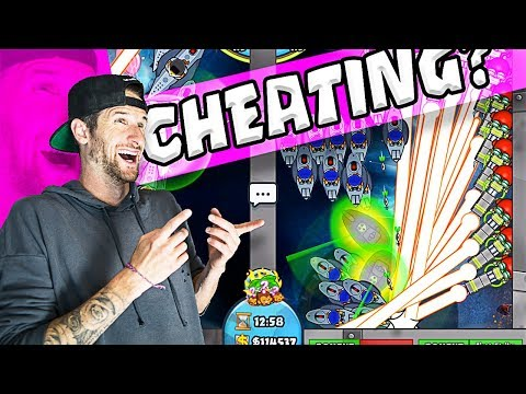 he thinks im cheating because of this!