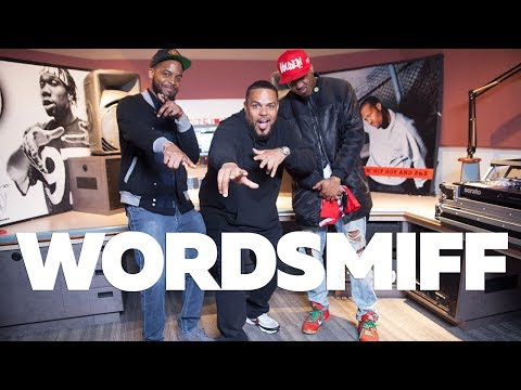 Wordsmiff Live on The HOT BOX with DJ Enuff