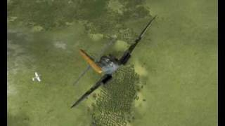 IL 2 Forgotten Battles (Bf 109 - Kills Collection)