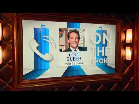 Owner Peter Guber Golden State Warriors on Resting NBA Players - 4/4/17