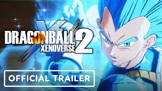 Dragon Ball Xenoverse 2 – Official Legendary Pack Announcement Trailer