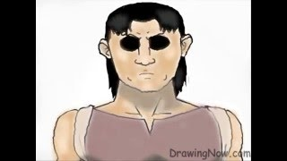 How To Draw Yoroi From Naruto
