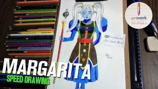 Speed Drawing - Margarita {Angel Universe 11} | Art#14
