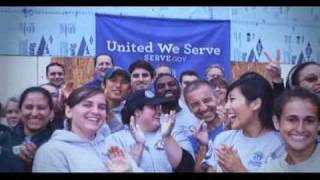 United We Serve: Are You With Me?