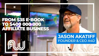 During our time in barcelona, we met with jason akatiff, ceo and owner of #affiliate network #a4d about his career business: started as an affiliat...