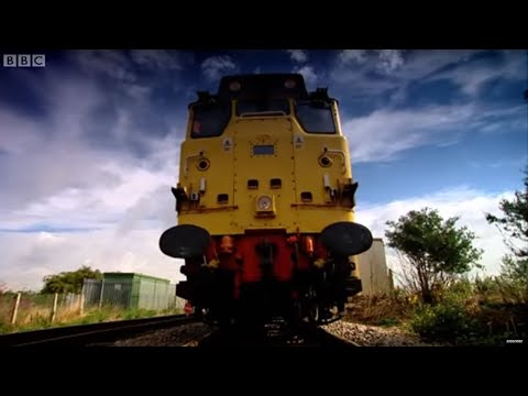 Jeremy's Train Crossing PSA Message | Top Gear