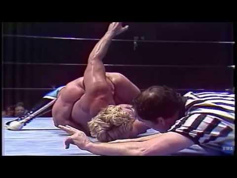 Vintage Wrestling - Various punishing holds