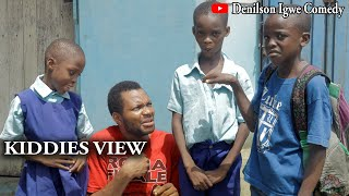 Denilson Igwe Comedy - Kiddies View