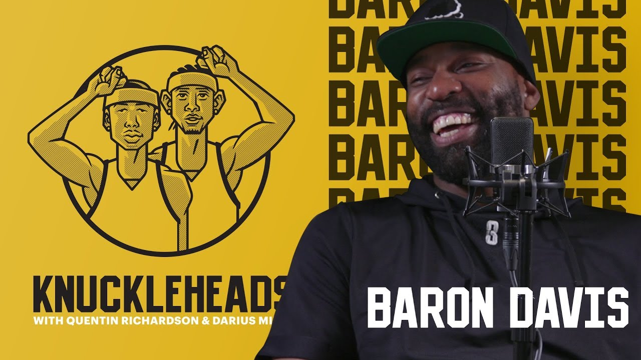 Download Baron Davis joins Knuckleheads with Quentin Richardson & Darius Miles | The Players' Tribune