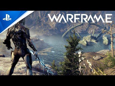 Warframe - Next-Gen Reveal Trailer   PS5