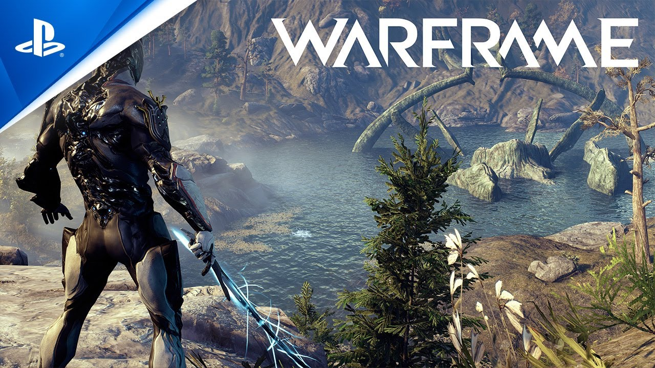 Warframe Next Gen Reveal Trailer