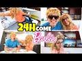VIVIAMO 24 ORE COME BARBIE e KEN: challenge canale di Barbie