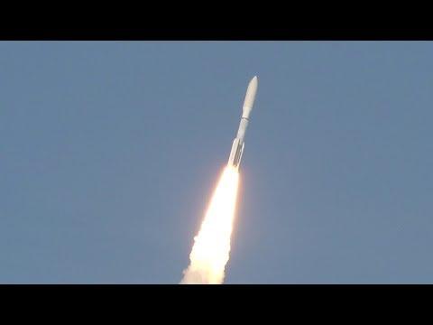 NASA Atlas V Rocket Launch - ULA GOES-S Sattelite