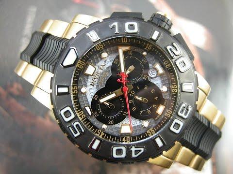 Relógio Invicta Reserve Cronografo Plaque 6314Original
