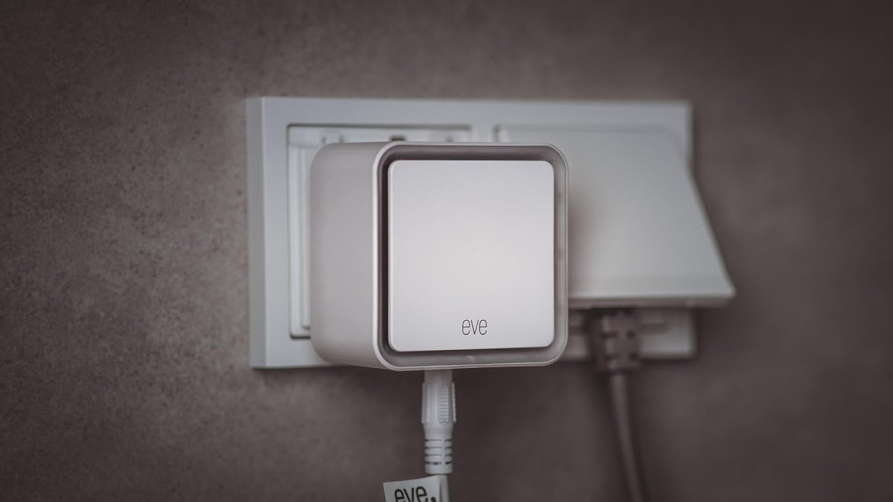 Eve Water Guard - Connected Water Leak Detector