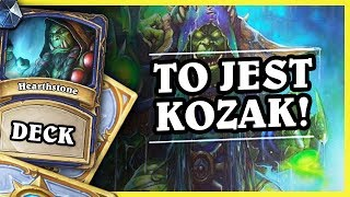 TO JEST KOZAK! - EVEN SHAMAN - Hearthstone Deck (Rastakhan's Rumble)