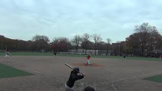 Queens Comets Vs Brooklyn Kings 2018 Fall Baseball 111818  00015