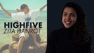L'actrice Zita Hanrot  - High Five