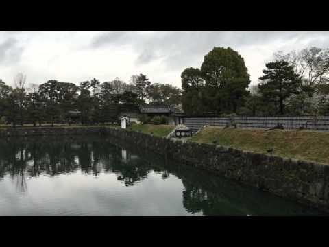 Nijo Castle Buildings and Architecture