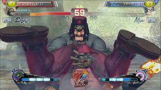 First Attack 2015 Ultra Street Fighter IV Top 8 Match 10 - Grand Final