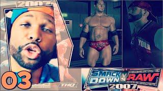WWE Smackdown vs Raw 2007 Season Mode Part 3 - Ric Flair