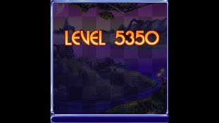 Bejeweled 2:  What Does Level 5350 Look Like?  (HEX-edited)