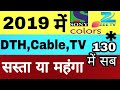 TRAI New Rules for DTH and Cable TV Explained in Hindi || क्या टीवी देखना सस्ता होगा