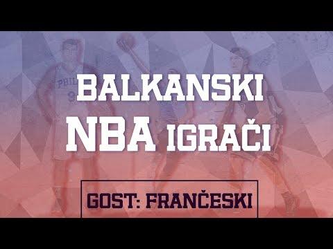 Kakva je perspektiva balkanskih NBA igrača?