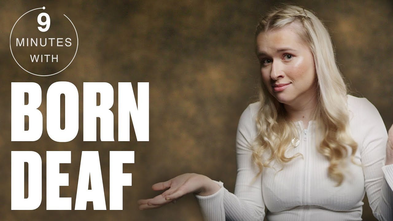 Deaf Person On The Most Annoying Questions They Get Asked | Minutes With | LADbibleTV