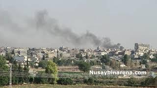 Suriye Kamışlı'da patlama!