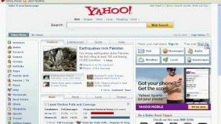 Internet D - How To Set Up Your Free Email Address