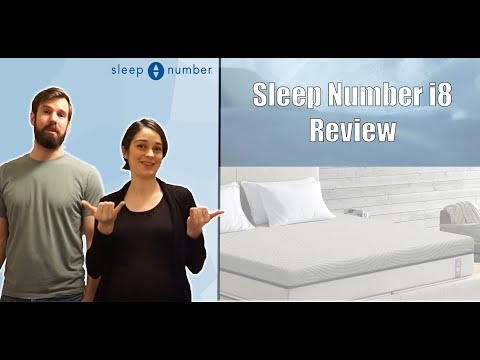 Sleep Number i8 Review 2018