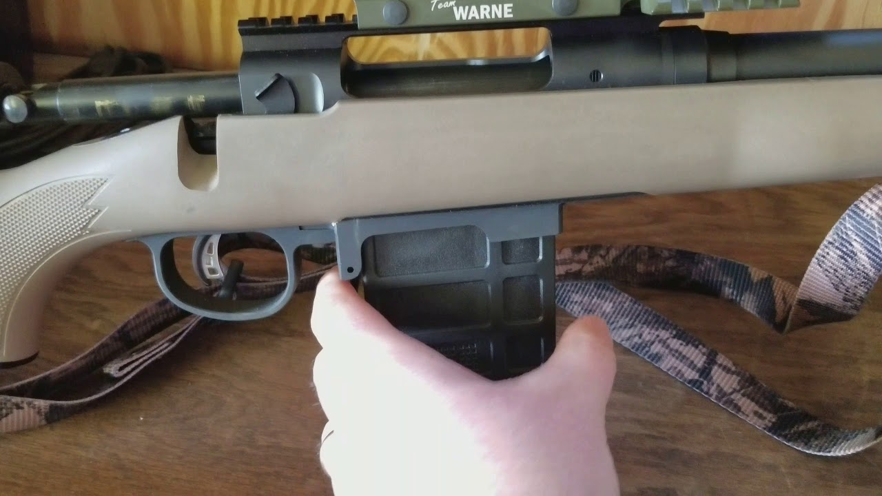Accurate-Mag Savage Bottom Metal