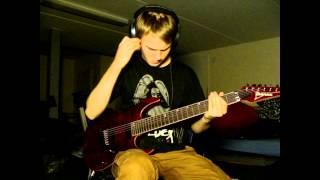 Medeia - Descension [Guitar cover]
