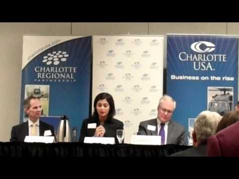 Charlotte Regional Partnership Investor Forum: Focus on Health Care - Part 2