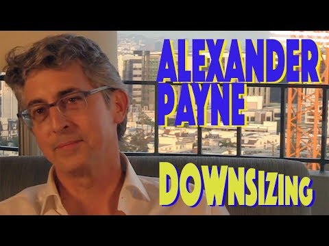DP30 Downsizing, Alexander Payne