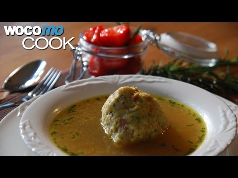 Lech Valley - Wild Herbs and Tyrolean Knödel | What's cookin'