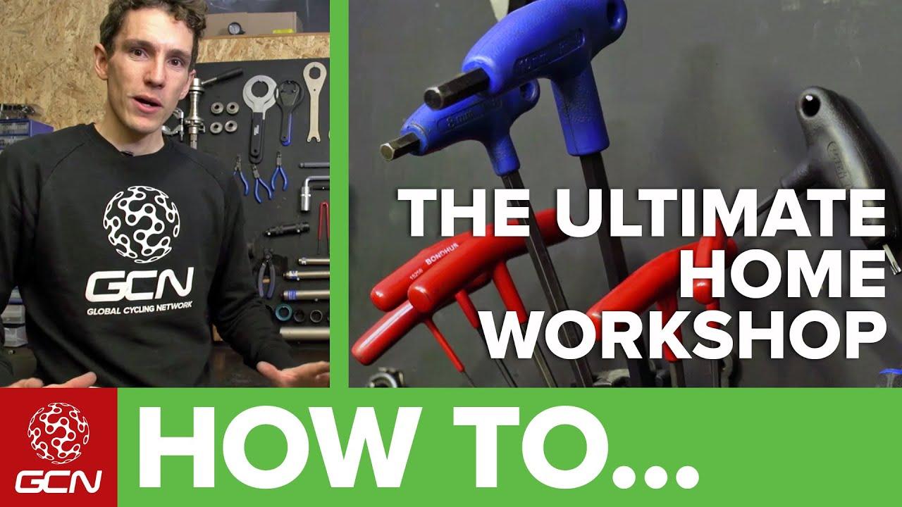 dd59f22da72 How To Create A Home Workshop | Road Cycling Tips. Global Cycling Network