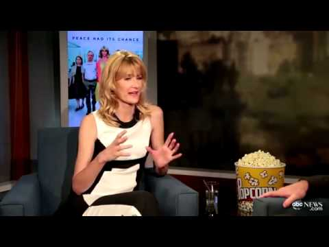 Laura Dern Interview on HBO`s `Enlightened` Season Two and Growing Up In Hollywoo